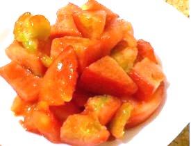 冷凍トマト
